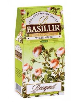 Чай BASILUR White Magic Біла Магія - Букет 100 г к/п (4792252100220)