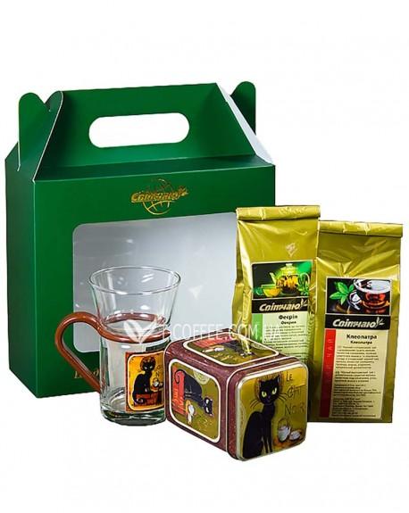 Подарочный набор Світ чаю №7