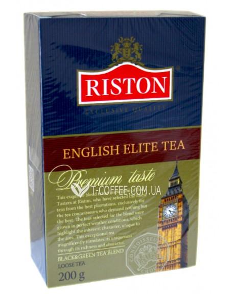Чай Riston English Elite  - Ристон Элитный Английский 200 г