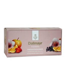 Чай DALLMAYR Fruchtezauber Фруктовый 25 х 2,5 г (4008167357728)