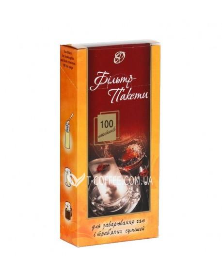 Фильтр-пакет для чая 100 х 2000 мл Украина