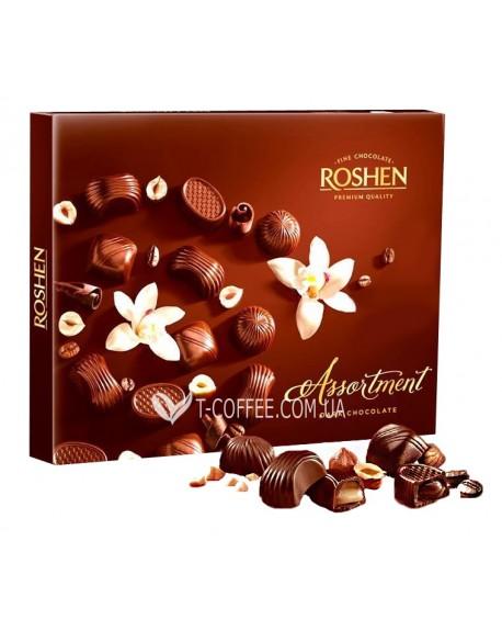 Конфеты Roshen Assortment Classic Dark 154 г в коробке