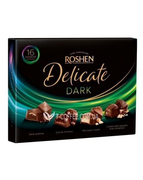 Конфеты Roshen Assortment Delicate Dark 118 г в коробке
