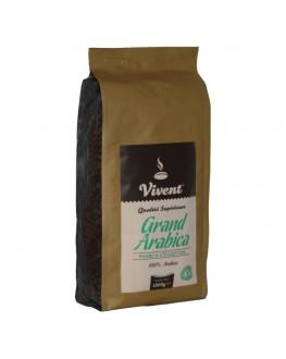 Кофе VIVENT Grand Arabica зерновой 1 кг (3071473968668)