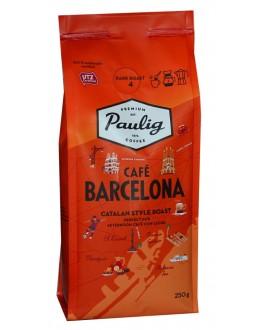 Кава PAULIG Cafe Barcelona мелена 250 г (6411300172061)