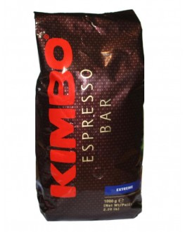 Кава KIMBO Espresso Bar Extreme зернова 1 кг (8002200140052)