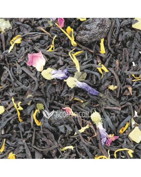 Клеопатра черный ароматизированный чай Світ чаю