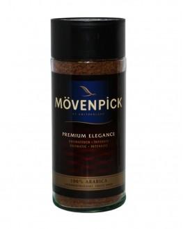 Кава MOVENPICK Premium Elegance розчинна 100 г скл. б.