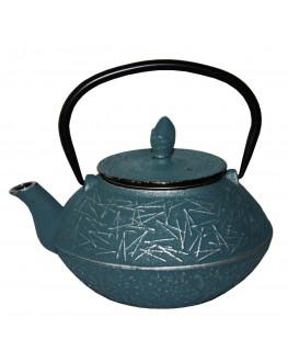 Чайник чавунний Срібні Голки 800 мл