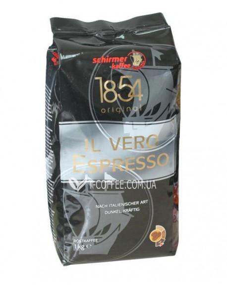 Кофе Schirmer IL VERO Espresso 1 кг зерновой