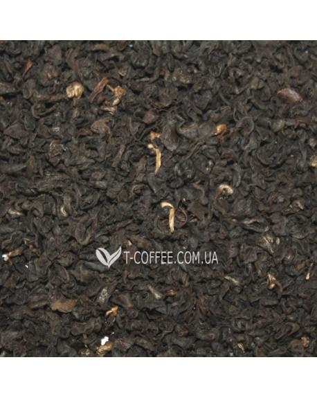 Ассам Пеко черный классический чай Османтус