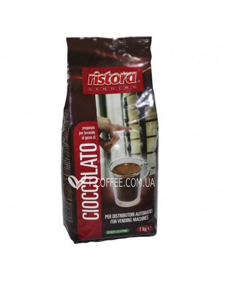 Горячий шоколад Ristora Cioccolato 1 кг (8004990127084)