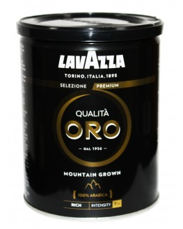 Кофе LAVAZZA Qualita Oro Mountain Grown молотый 250 г ж/б (8000070030107)