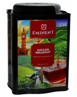 Чай EMINENT English Breakfast Англійський Сніданок 250 г ж/б (4796007077256)