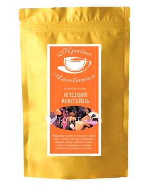 Ягодный Коктейль фруктовый чай Країна Чаювання 100 г ф/п