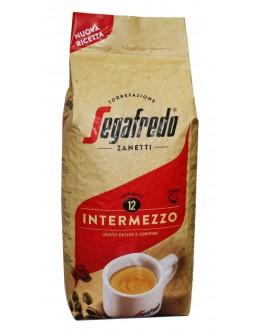 Кофе SEGAFREDO Intermezzo зерновой 500 г (8003410212638)