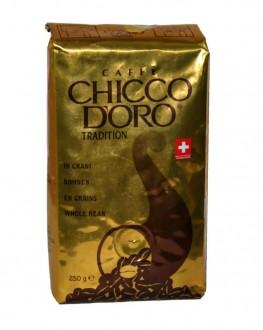 Кава CHICCO D'ORO Tradition зернова 250 г (7610899110259)