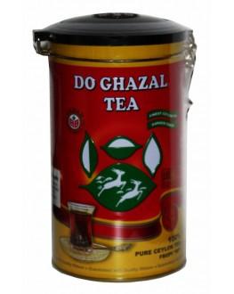 Чай AKBAR Do Ghazal Pure Ceylon Tea 400 г ж/б (4796015725385)