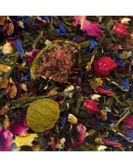 Калейдоскоп купаж черного и зеленого чая Країна Чаювання 100 г ф/п
