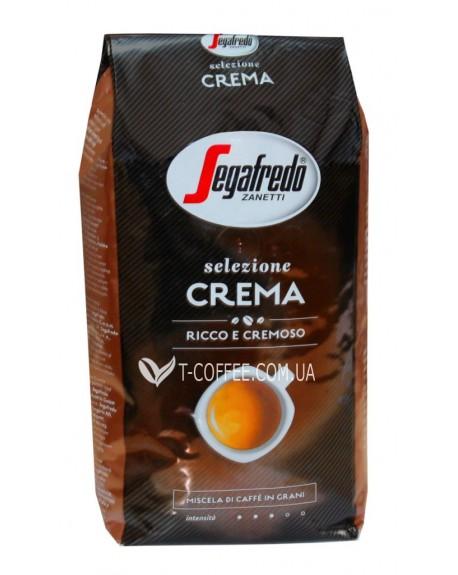 Кофе Segafredo Selezione Crema зерновой 1 кг