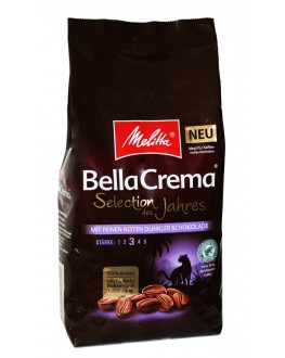 Кофе MELITTA Bella Crema Selection Des Jahres 2020 зерновой 1 кг (4002720008096)