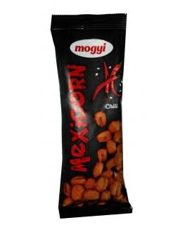 Кукуруза MOGYI Mexicorn Chili жареная соленая с чили 70 г (5997347543893)