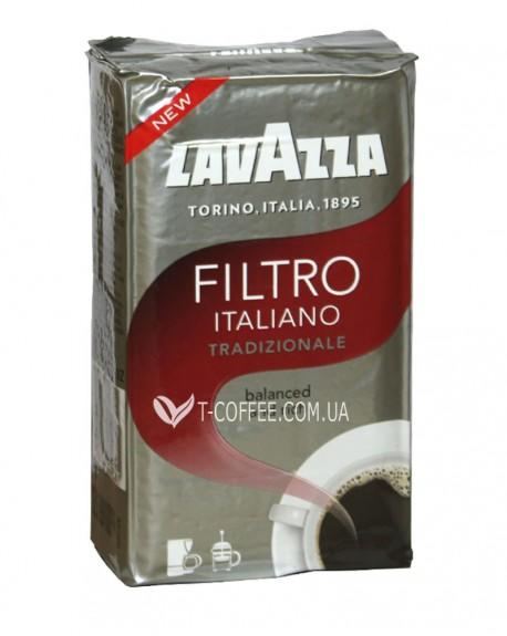 Кофе Lavazza Filtro Italiano Tradizionale 250 г молотый