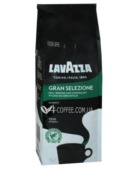 Кофе Lavazza Grand Selezione молотый 340 г (8000070075252)