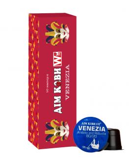 Кофе ДОМ КОФЕ Caffitaly Venezia в капсулах 10 х 10 г (2000000153636)