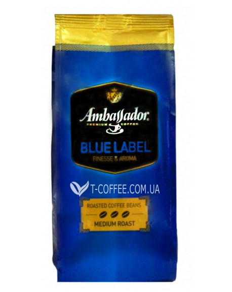 Ambassador Blue Label зерно фото