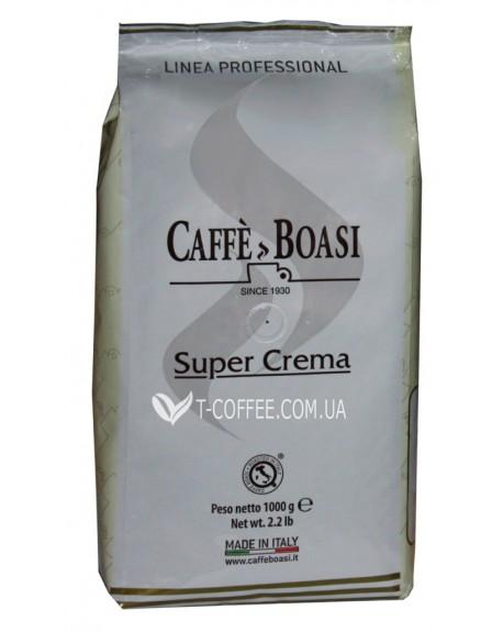 Кофе Boasi Super Crema зерновой 1 кг (8003370071108)