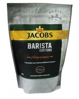 Кофе JACOBS Barista Editions Americano цельнозерновой растворимый 250 г эконом. пак. (8714599105795)