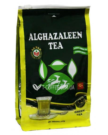 Чай AKBAR Do Ghazal Green Tea 225 г эконом. пак. (4796002516217)