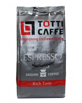 Кофе ROBERTO TOTTI Espresso молотый 250 г (8718868256386)