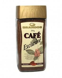 Кофе GRANDOS Exclusive растворимый 200 г ст. б. (4009041100775)