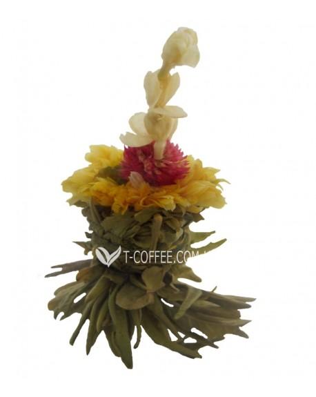 Царская Корона зеленый вязаный чай Чайна Країна