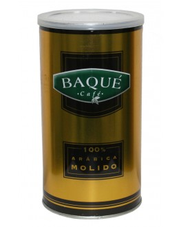 Кава CAFE BAQUE 100% Arabica мелена 500 г ж/б (8410684951505)