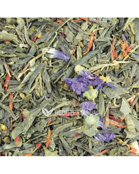 Ла Луна зеленый ароматизированный чай Світ чаю