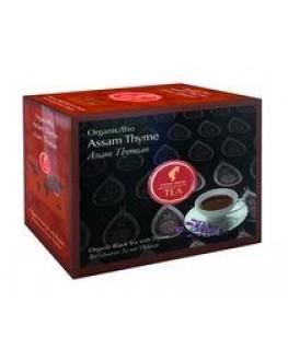 Чай JULIUS MEINL Bio Assam Thyme Ассам Чабрець 20 x 3 г