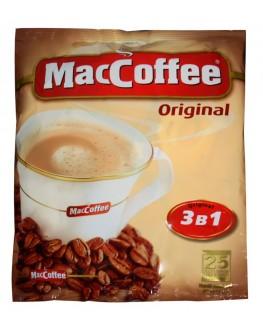 Кофе MACCOFFEE 3в1 Original Оригинал растворимый 25 х 20 г эконом.пак. (8887290101035)
