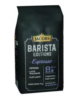 Кофе JACOBS Barista Editions Espresso зерновой 1 кг (8711000891735)