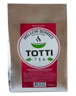 Чай TOTTI Mellow Berries Сочные Ягоды 250 г ф/п (8719189233469)