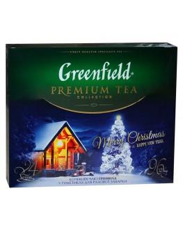 Чай GREENFIELD Premium Tea Collection Преміальна Колекція 96 х 1,7 г (4823096806105)