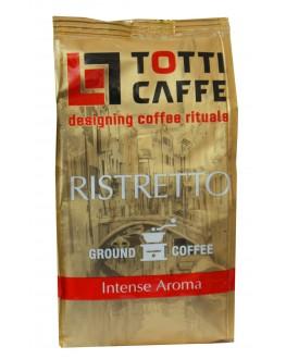 Кофе ROBERTO TOTTI Ristretto молотый 250 г (8718868256324)