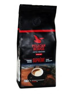 Кофе PELICAN ROUGE Supreme зерновой 250 г (5410958118972)