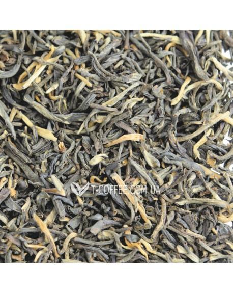 Золотой Юннань черный классический чай Світ чаю