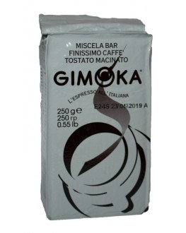 Кава GIMOKA L'Espresso All'Italiana мелена 250 г (8003012000183)