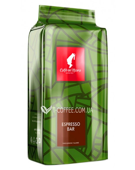 Кофе Julius Meinl Caffe del Moro Espresso Bar зерновой 1 кг (8001005041014)