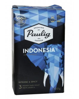 Кава PAULIG Indonesia мелена 450 г (6411300170494)