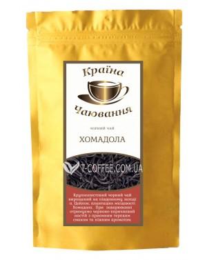 Хомадола черный классический чай Країна Чаювання 100 г ф/п